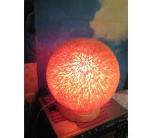 Эксклюзивный светильник –коралл с применением ручной работы.Эл.питание 220 В - Предметы интерьера в Крыму