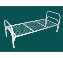 Кровать металлическая с матрасом, купить металлические кровати, металлические 2х ярусные кровати - Мебель для спальни в Севастополе