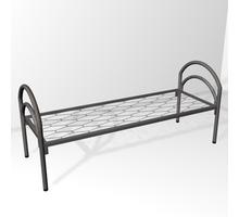 Кровати металлические для гостиниц, кровати металлические от производителя, металлические кровати - Мебель для спальни в Симферополе