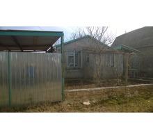Дачный домик 25 кв.м. на участке 4 сотки 4 км от г. Евпатория. Приезжай и отдыхай! - Дачи в Евпатории