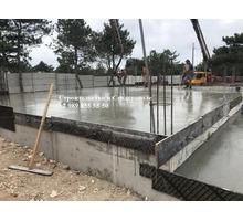 Устройство фундамента и бетонные работы - Строительные работы в Ялте