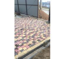 Укладка тротуарной плитки, площадки, благоустройство в Севастополе - Строительные работы в Севастополе