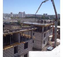 Строительство домов, дач, коттеджей, гостиниц - Строительные работы в Ялте