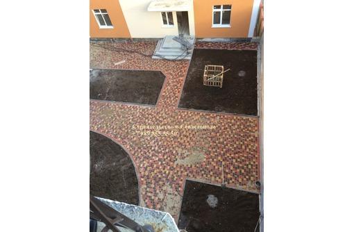 Укладка тротуарной плитки в Севастополе - Строительные работы в Севастополе