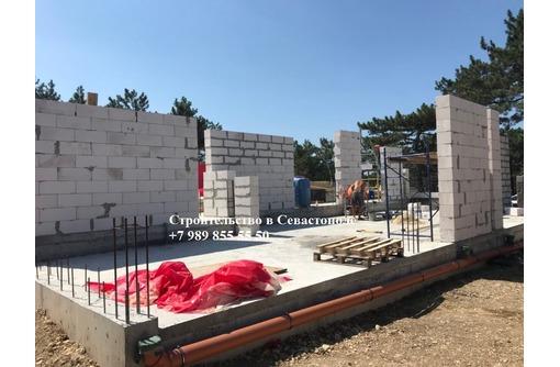 Строительные работы - Севастополь, ЮБК - Строительные работы в Севастополе