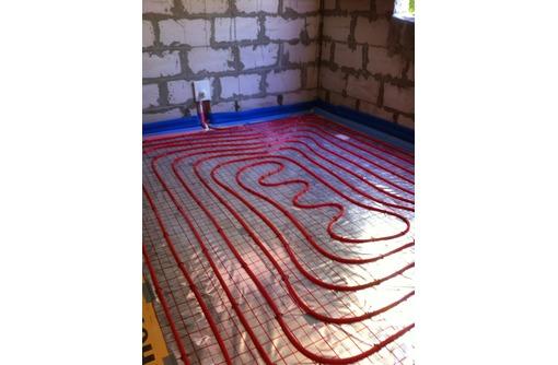 Профессиональный монтаж системы отопления, водоснабжения и канализации. - Газ, отопление в Алуште