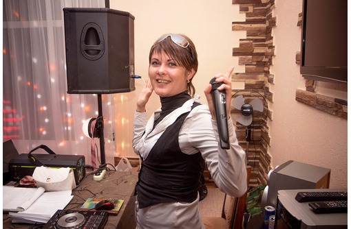 Диджей (DJ) cо своей аппаратурой на Свадьбу, корпоратив, юбилей - Свадьбы, торжества в Алуште
