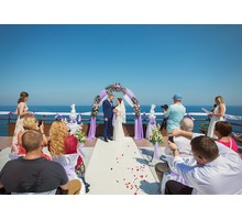 Самые красивые Выездные Свадебные церемонии в Крыму - Свадьбы, торжества в Севастополе