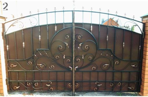 Металлоконструкции – навесы, решетки, козырьки, двери, ворота, заборы и другое по доступной цене. - Металлические конструкции в Севастополе