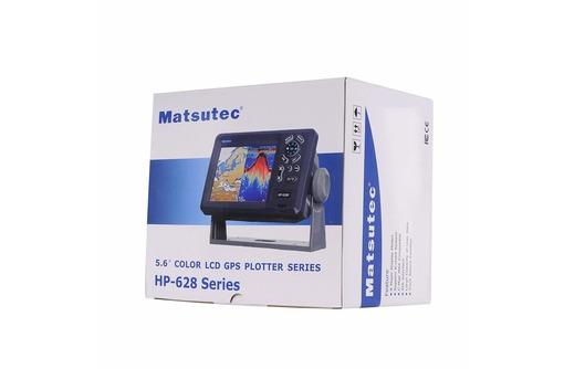 Мatsutec HP-628F. Эхолот , GPS, картплоттер и АИС , в одном устройстве !!!, фото — «Реклама Севастополя»