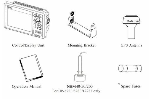 Мatsutec HP-628F. Эхолот , GPS, картплоттер и АИС , в одном устройстве !!! - Для водного транспорта в Севастополе