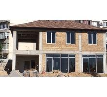 Строительство частных домов в Севастополе из ракушечника (ракушки / ракушняка) - Строительные работы в Севастополе