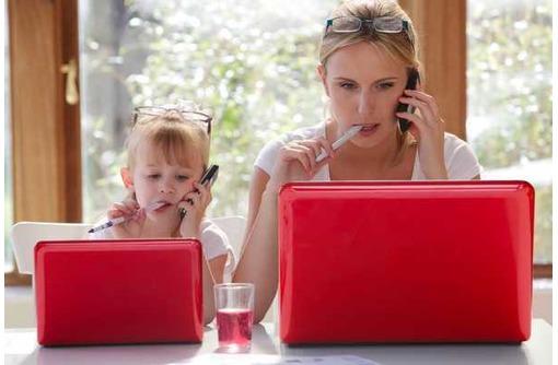 Удаленная работа за  ПК для мам в декрете - Работа на дому в Черноморском