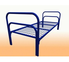 Кровать металлическая 160х200, купить кровать металлическую, кровать металлическая двуспальная - Мебель для спальни в Судаке