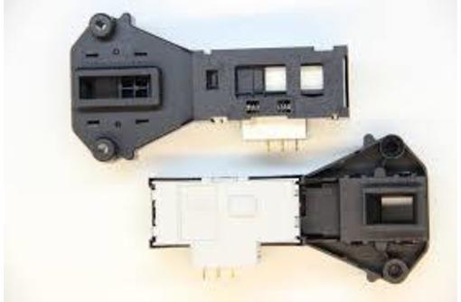 Замок двери (люка) стиральной машины LG 6601ER1005B (ROLD DA081045)  INT001LG - Стиральные машины в Севастополе