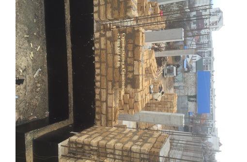 Строительство домов из ракушки - фундамент, коробка, кровля и другие работы под ключ - Строительные работы в Севастополе