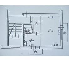 1-к квартира, чешка, 37м.кв. в пгт. Приморский от собственника - Квартиры в Приморском
