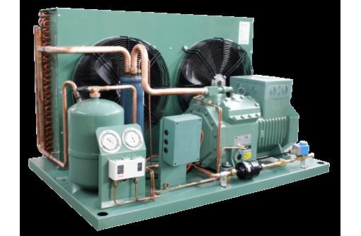 Холодильные компрессоры и агрегаты Bitzer для овощехранилищ и холодильных камер. Монтаж и сервис, фото — «Реклама Джанкоя»