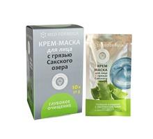 Крем-маска с Грязью Сакского озера «Глубокое очищение» для жирной и комбинированной кожи - Косметика, парфюмерия в Ялте