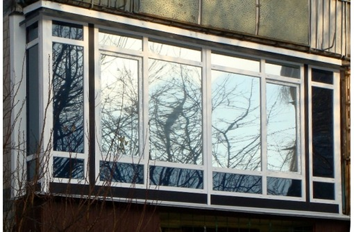Остекление балконов, лоджий. Акции!!! - Балконы и лоджии в Алуште