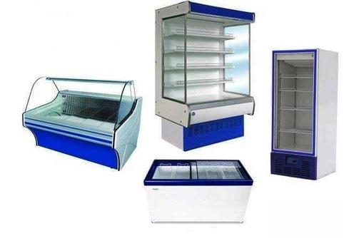 Холодильные Витрины Шкафы Горки Бонеты Лари.... - Продажа в Алуште
