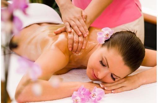 Расслабляющий массаж для всех, кто устал от стрессов, физического переутомления, фото — «Реклама Севастополя»
