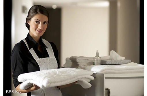В гостиницу в Форосе требуется ГОРНИЧНАЯ, проживание предоставляется, фото — «Реклама Фороса»