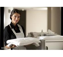 В гостиницу в Форосе требуется ГОРНИЧНАЯ, АДМИНИСТРАТОР, проживание предоставляется - Гостиничный, туристический бизнес в Форосе