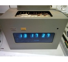 Часы первичные ПЧК-3 (система часофикации) - Продажа в Севастополе