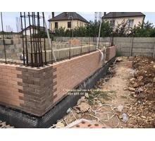 Строим кирпичные дома. Фасадные работы - кирпич-лего. Все виды услуг по строительству в Севастополе - Строительные работы в Севастополе