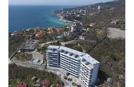 Апартаменты в красивейшем уголке ЮБК. есть ипотека - Квартиры в Форосе