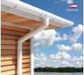 Водосточная система для сбора и отвода воды с крыши Regenau - Кровельные работы в Симферополе