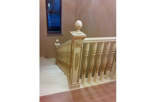 Ступени, подступенки, балясины, столбы, поручни, комплектующие в Севастополе – «Мир лестниц», фото — «Реклама Севастополя»