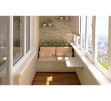 Внутреннняя и внешняя отделка балконов и лоджий - Балконы и лоджии в Евпатории