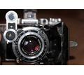 Антикварный фотоаппарат «Москва-2», 1953 г. - Антиквариат, коллекции в Керчи