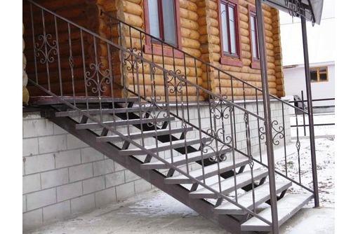 Металлические лестницы любой конфигурации под ключ - Лестницы в Севастополе
