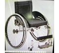 Инвалидное кресло колесное складное для активных людей КАД-19 новое - Медицинские услуги в Севастополе