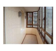 Балконы под ключ. Обшивка и утепление балконов. Остекление, расширение - Балконы и лоджии в Симферополе