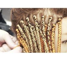 Курсы по афроплетению (все виды плетения)   Практика   Выдается сертификат - Парикмахерские услуги в Симферополе