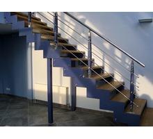 Изготовление и монтаж лестниц любой  сложности из дерева, бетона и металла - Лестницы в Симферополе