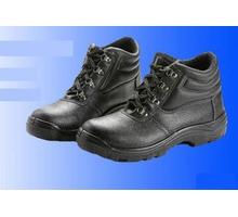 Ботинки кирзовые 42 размер.Новые , чёрные . Недорого - Мужская обувь в Крыму