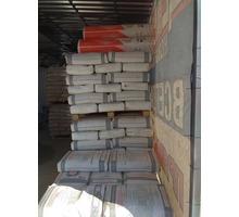 Цемент 50 кг Д20 Новороссийский поставки От завода производителя - Цемент и сухие смеси в Севастополе