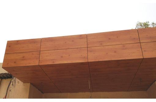 Пластик фасадный конструкционный для отделки коттеджей и загородных домов. Компакт панель компакт. - Ремонт, отделка в Севастополе