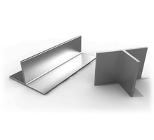 Тавр алюминиевый от 15 до 50 - Металлические конструкции в Симферополе