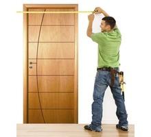 Профессионально установим входные и межкомнатные двери - Ремонт, установка окон и дверей в Симферополе