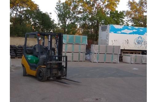 Гипсокартон  и комплектующие профиля - Листовые материалы в Севастополе