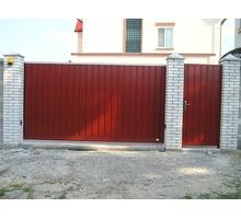 Все виды ворот автоматических: роллетные,секционные,откатные - Заборы, ворота в Севастополе