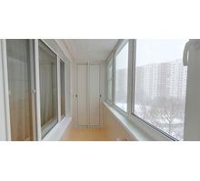 """Остекление, расширение, утепление, отделка балконов и лоджий """"под ключ"""" - Балконы и лоджии в Керчи"""