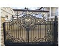 Изготовление и установка ворот, металлических дверей, заборов, навесов, козырьков, решеток - Заборы, ворота в Керчи