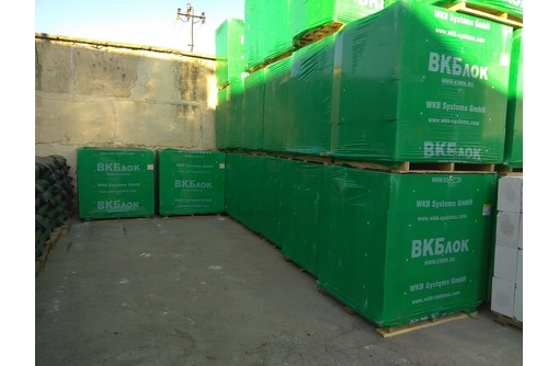 Супер Газоблок прямые поставки с Завода  (ВКблок), фото — «Реклама Севастополя»